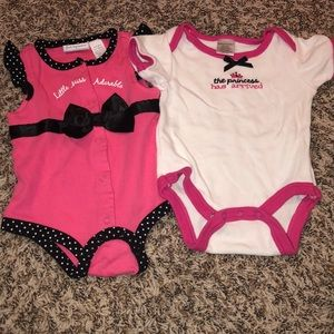 Other - 6-9 month bodysuits great condition